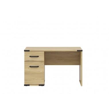Lara BIU1D1S íróasztal, belarus kőris színben