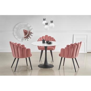Ambrosio kerek étkezőasztal 90 cm