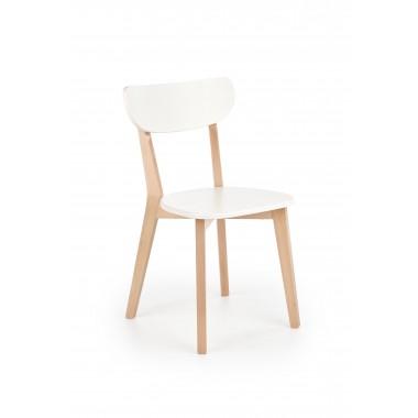 Buggi szék natúr/fehér