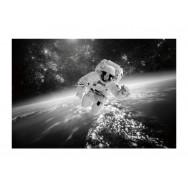 Cosmonaut üvegkép, 120x80