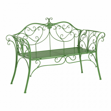 Etelia kerti pad, zöld