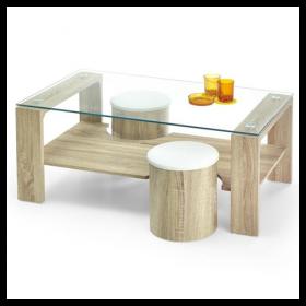 Asztalok, Dohányzóasztalok - Bútorpalota áruház